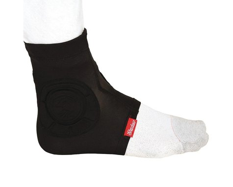 The Shadow Conspiracy Invisa Lite Ankle Guards (Black) (S)