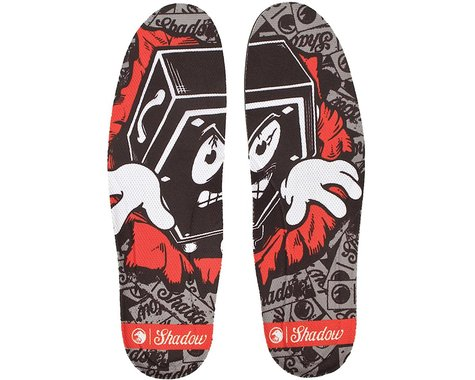 The Shadow Conspiracy Invisa-Lite Pro Insoles (Mr Coffin) (One Size Fits Most)