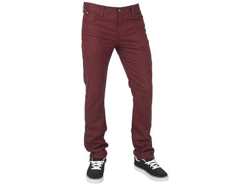 The Shadow Conspiracy Vultus Skinny Jeans (Maroon) (28)