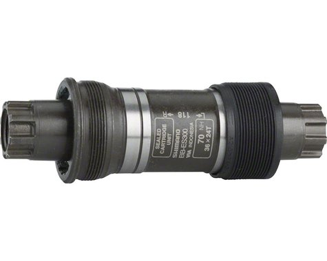Shimano ES300 Octalink V2 Spline Bottom Bracket (Italian)