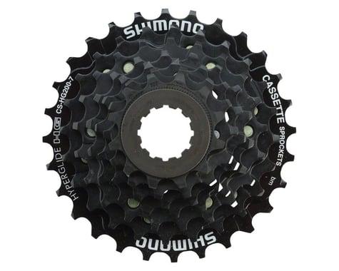 Shimano CS-HG200 7-Speed Cassette (Black) (12-28T)
