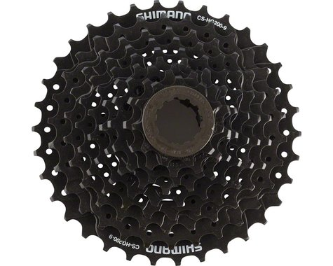 Shimano CS-HG200 9-Speed Cassette (Black) (11-34T)