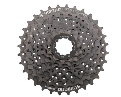 Shimano Altus CS-HG31 8-Speed Cassette (Black) (11-30T)