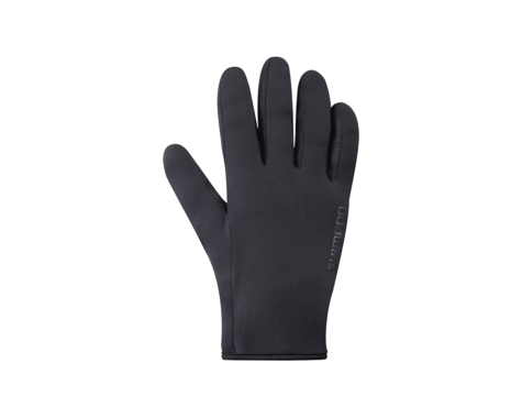 Shimano Transition Full Finger Gloves (Black)