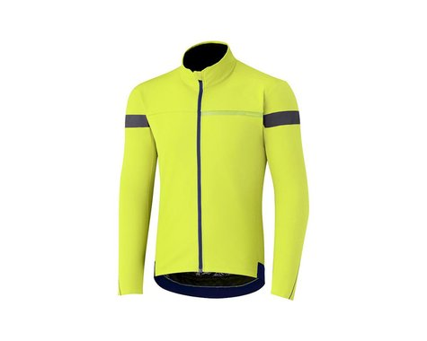 Shimano Windbreak Jersey Shimano Neon Yellow (NEON)