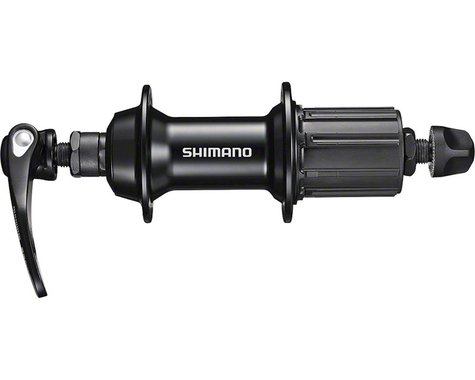 Shimano FH-RS400 Rear Hub (Black) (32H) (Shimano 11 Speed)