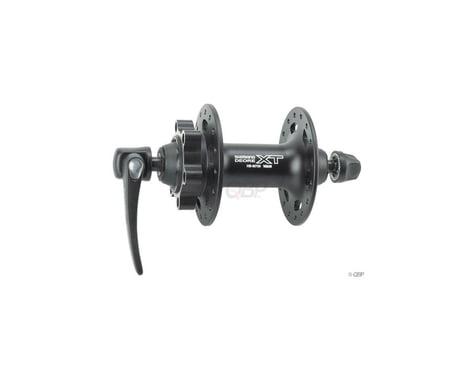 Shimano XT HB-M756 Front Disc Hub (36h) (6-Bolt) (QRx100mm)