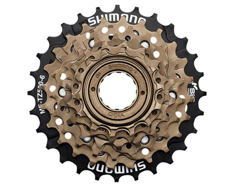 Shimano TZ500 6-Speed Freewheel (14-28T)