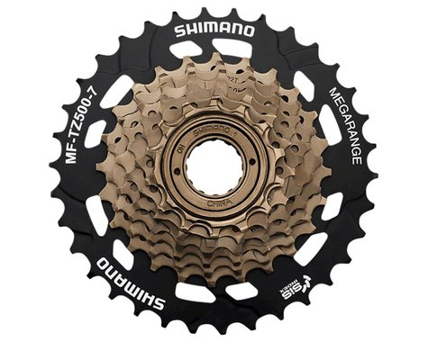 Shimano TZ500 7-Speed Freewheel (14-34T)