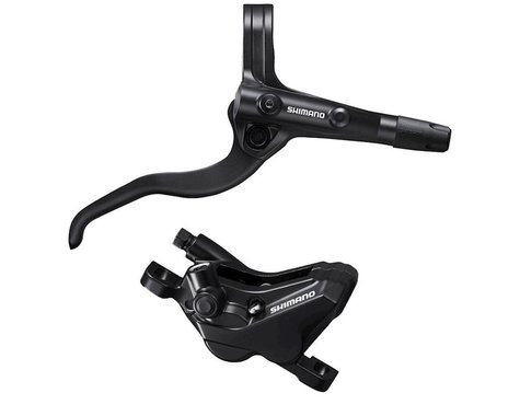 Shimano MT400 Hydraulic Disc Brake (Black) (Right/Rear)