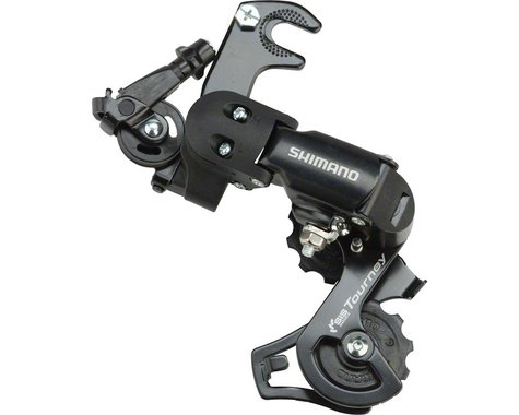 Shimano Tourney RD-FT35A 6/7-Speed Rear Derailleur w/ Frame Hanger (Short Cage)
