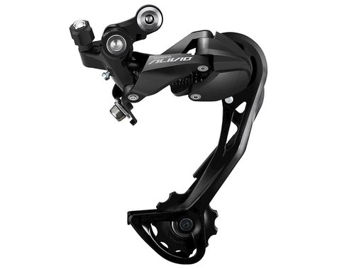 Shimano Alivio M3100 Rear Derailleur (Black) (9 Speed) (Long Cage) (SGS)
