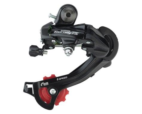Shimano Tourney TZ500 Rear Derailleur (Black) (6/7 Speed) (Direct-Attach) (Long Cage) (SGS)