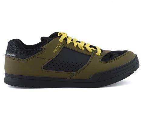 Shimano SH-AM501 Mountain Bike Shoes (Olive) (48)