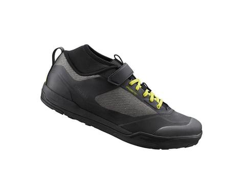 Shimano SH-AM702 Mountain Bike Shoes (Black) (45)