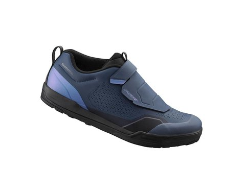 Shimano SH-AM902 Mountain Bike Shoes (Navy) (44)