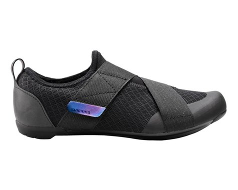 Shimano IC1 Women's Indoor Cycling Shoes (Black) (38)