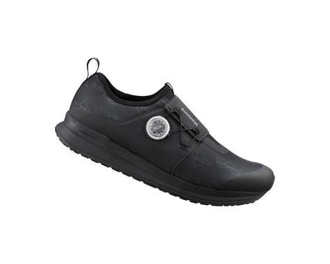 Shimano SH-IC300 Women's Cycling Shoes (Black) (38)