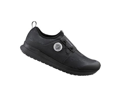 Shimano SH-IC300 Women's Cycling Shoes (Black) (44)