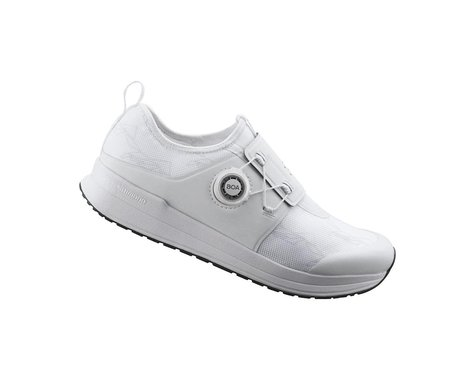 Shimano SH-IC300 Women's Cycling Shoes (White) (36)