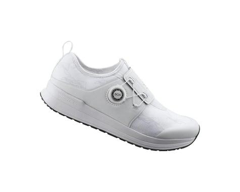 Shimano SH-IC300 Women's Cycling Shoes (White) (37)