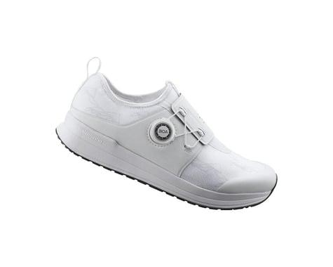 Shimano SH-IC300 Women's Cycling Shoes (White) (40)