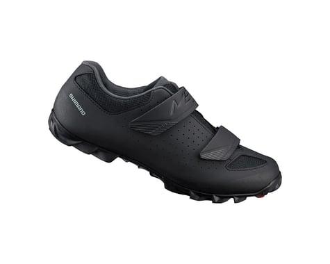 Shimano SH-ME100 Mountain Bike Shoes (Black) (45)