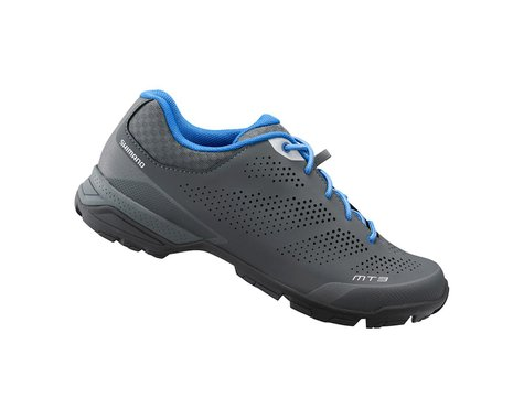 Shimano SH-MT301 Women's Mountain Bike Shoes (Gray) (41)