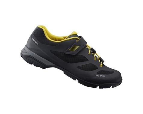 Shimano SH-MT501 Mountain Bike Shoes (Black) (40)
