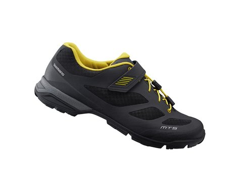 Shimano SH-MT501 Mountain Bike Shoes (Black) (45)