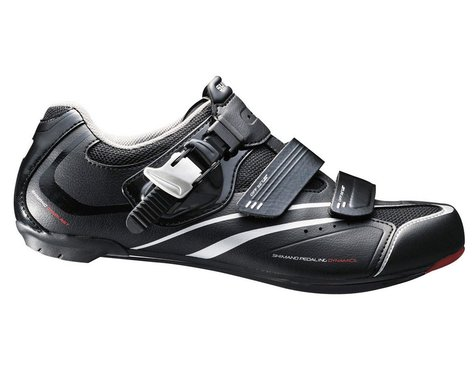 Shimano R088 Men's Road Shoes (Black)
