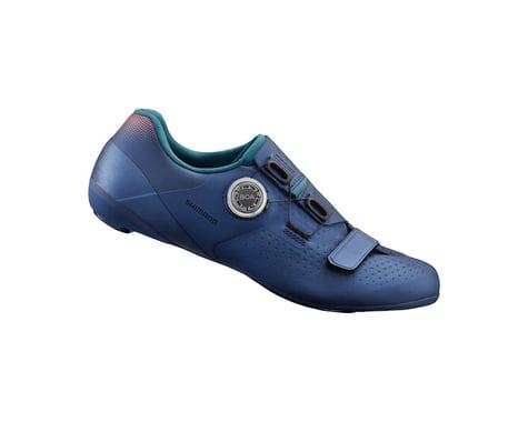 Shimano SH-RC500 Women's Road Bike Shoes (Navy) (42)