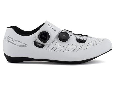 Shimano SH-RC701 Road Shoe (White) (43)