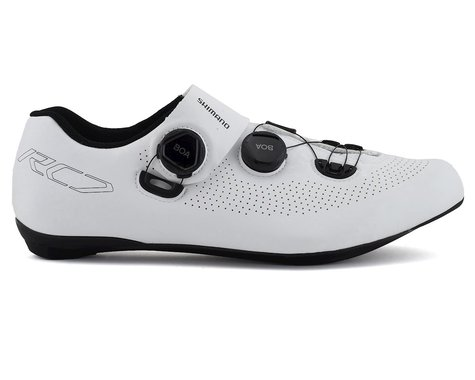 Shimano SH-RC701 Road Shoe (White) (45.5)