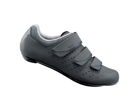 Shimano SH-RP201 Women's Road Bike Shoes (Gray) (42)