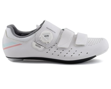 Shimano SH-RP400 Women's Road Bike Shoes (White) (39)