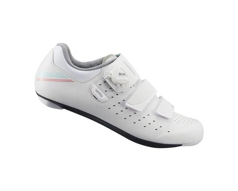 Shimano SH-RP400 Women's Road Bike Shoes (White) (43)
