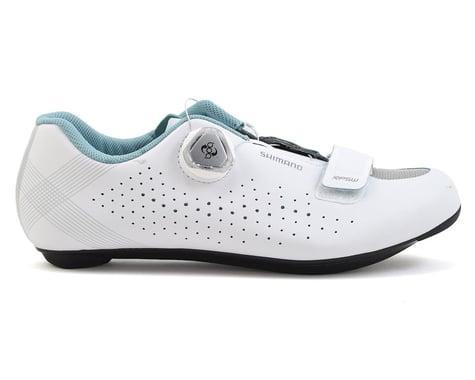 Shimano 2018 SH-RP5W Women's Road Cycling Shoes (White)