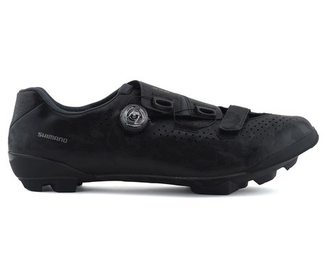 Shimano SH-RX800 Gravel Cycling Shoes (Black) (Wide) (43 Wide)
