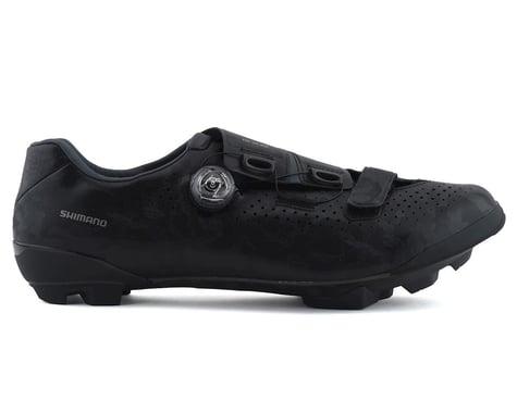 Shimano SH-RX800 Gravel Shoe (Black) (46)