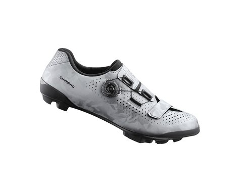 Shimano SH-RX800 Gravel Shoes (Silver) (45)