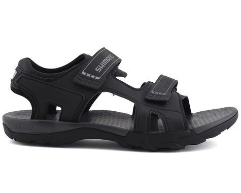 Shimano SH-SD500 Cycling Sandal (Black) (41-42)