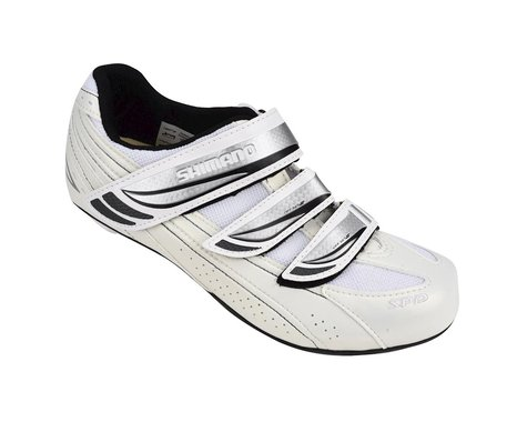 Shimano Women's SH-WR35 Road Shoes (White)