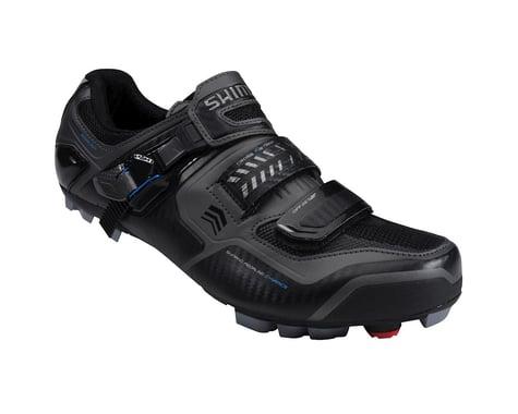 Shimano SH-XC61 Wide MTB Shoes (Black)
