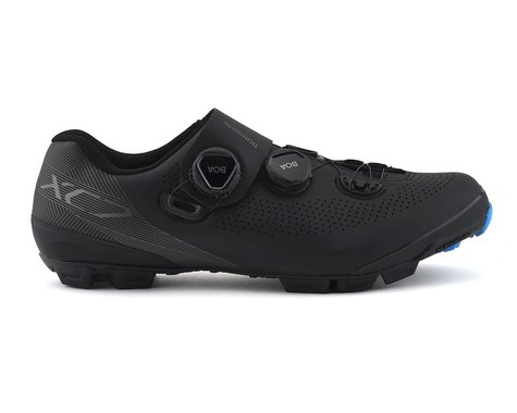 Shimano XC7 Off Road Racing Shoe (Black) (42)