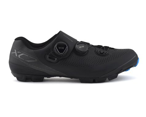 Shimano XC7 Off Road Racing Shoe (Black) (44)