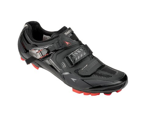 Shimano SH-XC70 MTB Shoes (Black/Red)