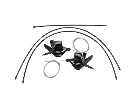 Shimano Acera M360 Trigger Shifter Set (Black)