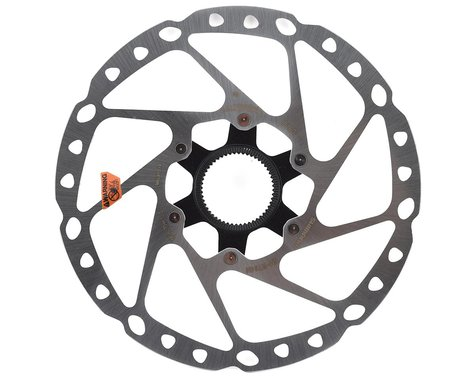 Shimano Deore RT64M Disc Brake Rotor (Centerlock) (1) (180mm)