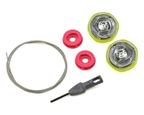 Shimano SH-RC900 S-PHYRE Boa IP1 Repair Kit (Yellow)